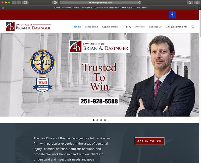 Brian A. Dasinger, Attorney