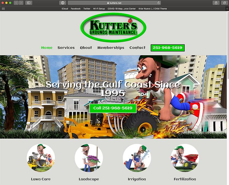 Kutter's Grounds Maintenance