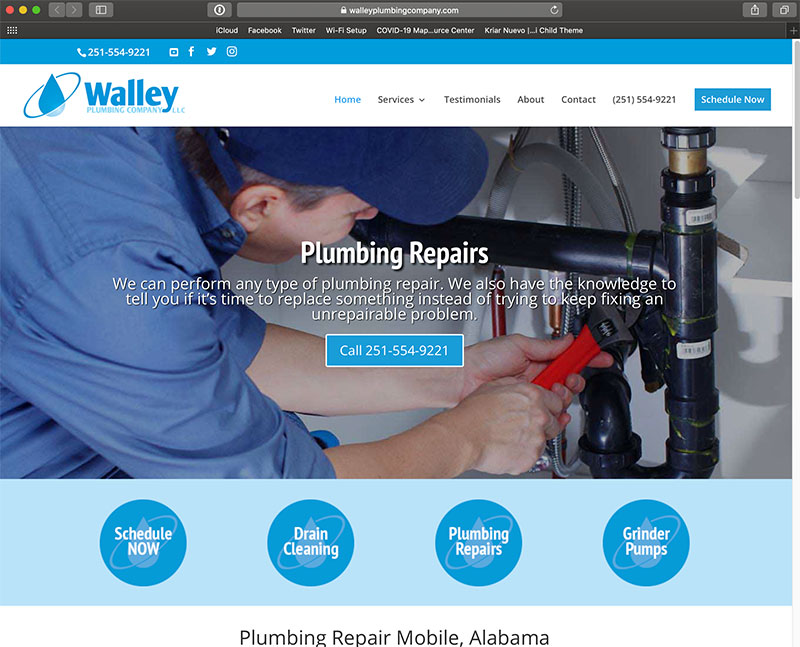 Walley Plumbing